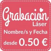 Grabación Laser