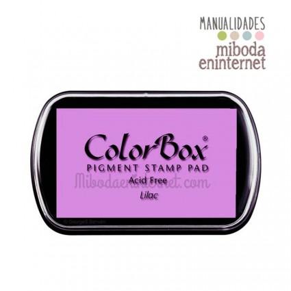 Tampon de Tinta Colorbox Lila