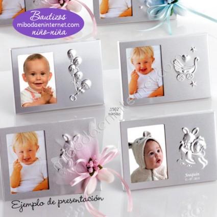 Marco Fotos Aluminio Motivos Bebé
