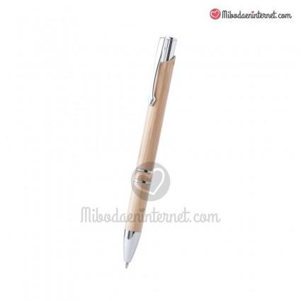 Bolígrafo Bambú Nature