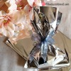 Bolsa Venecia plata 10x15