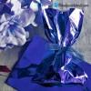 Bolsa Metalizada Venecia azul