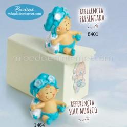Niño Bebé Pañal Celeste