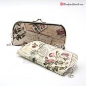 Billetera Postales Elegante