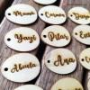 Tarjeta ideal para personalizar tus regalos de boda
