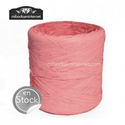 Rafia rosa -precio por metros
