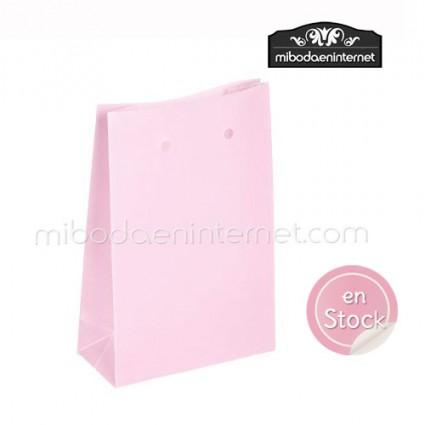 Caja Baja PVC Rosa 6.5x3x10 cm
