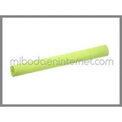 Rollo Papel Crepé Verde Limón 50cms x 2,5 mts