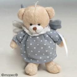 Osita Angel vestido gris