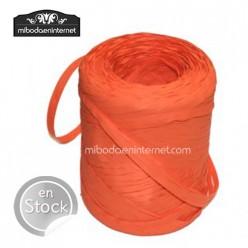 Rafia Naranja - precio por metro