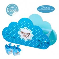 Caja presentación Nube Sweet Day celeste