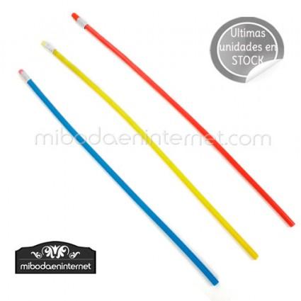Lápiz MAXI flexible colores