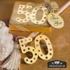 Punto de Libro 50 Aniversario en caja de regalo