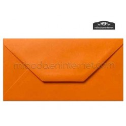 Sobre Americano Color Naranja - SWAC35