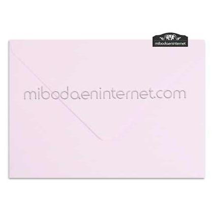 Sobre C6 color rosa bebe - SW12C6
