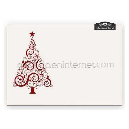 Sobre C6 Navidad Arbol Navidad