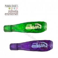 Adhesivo doble cara roller 8 mm 8 mts