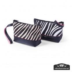 Bolsa Zebra PVC