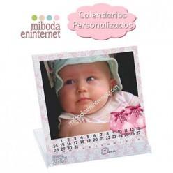 Calendarios Caja Mini CD - 12 Fotografías - Personalizable