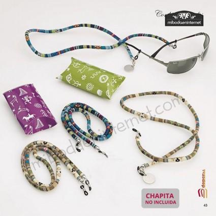 Cordón Étnico Gafas