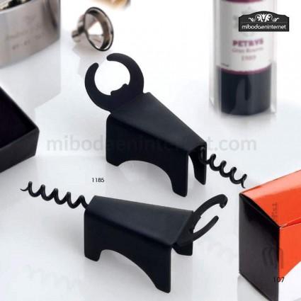 Abrebotellas y Sacacorchos Metal modelo Toro