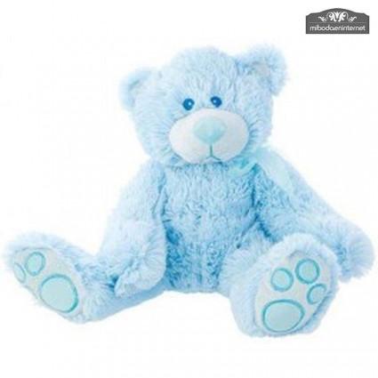 Peluche grande osito baby azul - El osito azul ...