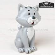 Figura Gato para personalizar tu figura de tarta