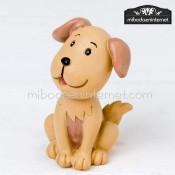 Figura Perro para personalizar tu figura de tarta