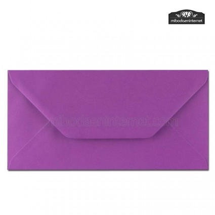 Sobre Americano Color Púrpura - SWAC23