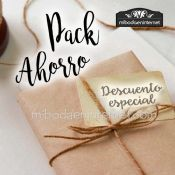 Pack 100 Sobres Tierra 13 x 18 cms