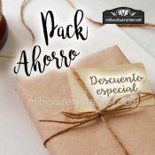 Pack 100 x C5 Tierra