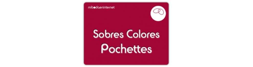 Sobres Pochettes