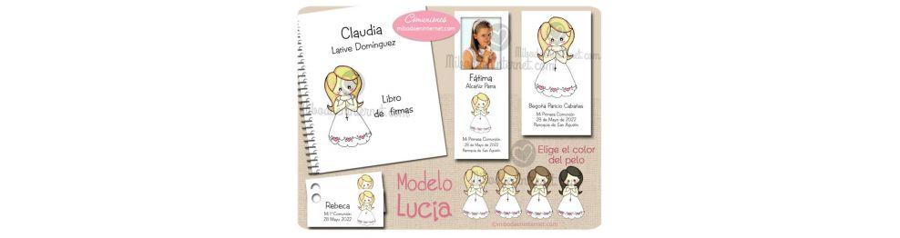 Comunión 122 Lucia