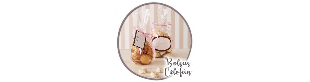 Bolsas Celofan y plástico alimenticio