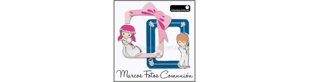 Marcos Fotos Comunión