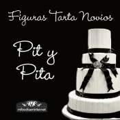 Figuras Tarta Pit y Pita