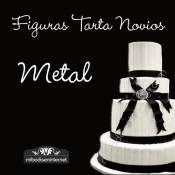 Figuras Tarta Metal