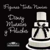 Figuras Tarta Disney, muñecos y peluches