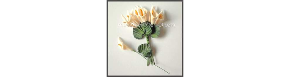 Flores beig