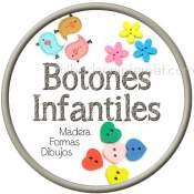 Botones Infantiles