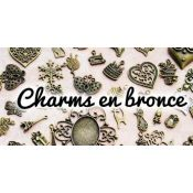 Charms Bronce