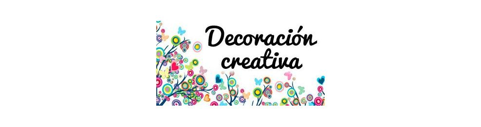 Decoración creativa