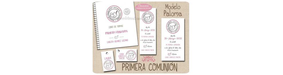 025 Paloma Niña