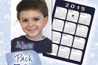 Calendarios con Fotografía