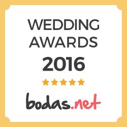 Mibodaeninternet obtiene el WEDDING AWARDS 2016 en la categoría Invitaciones de Boda